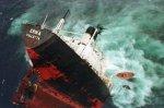Le naufrage le 12 décembre 1999 de l'Erika avait souillé 400 kilomètres de côtes de la pointe du Finistère à la Charente-Maritime, et mazouté quelque 150.000 oiseaux. (Archives MaxPPP)