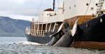 De la viande de baleine islandaise originellement destinée au marché japonais mais bloquée dans le port de Hambourg en Allemagne était vendredi à nouveau en route vers l'Islande, suscitant l'indignation du gouvernement, ont rapporté les médias islandais (c) Afp