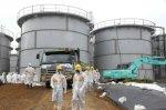 Les réservoirs d'eau contaminée sont pleins à Fukushima (AFP NUCLEAR REGULATION AUTHORITY)