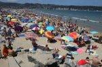 Entre 1999 et 2006, la population a augmenté de 5,7 % dans les communes bordant la mer. (photo thierry suire)