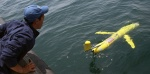 Un planeur sous-marin capable de collecter des données sous les tempêtes Coastal Ocean Observation Lab