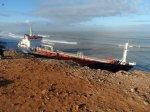 bateau-echoue-Maroc