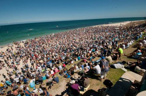 A Cottesloe, Australia. Photo David Scuba Litchfield