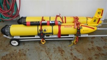 Les véhicules sous-marins autonomesPhoto : rightwhales.neaq.org