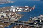 Le Port de Québec. PHOTOTHÈQUE LE SOLEIL, YAN DOUBLET