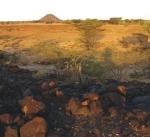 Le site de Lokone, dans le bassin du lac Turkana (nord-est du Kenya).