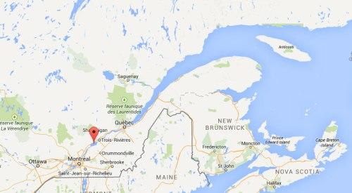 lac-Saint-Pierre-Quebec