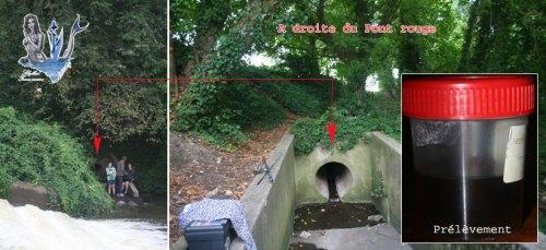 Canalisation-Pont-rouge-prelevement
