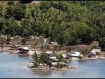 Outre la montée des eaux, les îles Salomon ont déjà été victimes de séismes et de tsunamis (archives).