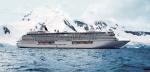Le Crystal Serenity a embarqué près de 1.700 personnes, dont un millier de passagers, pour une croisière sans précédent. (HO / Crystal Cruises,LLC / AFP)